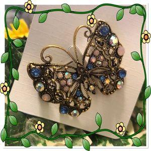 Jewelry - Butterfly Brooch 🦋🦋🦋